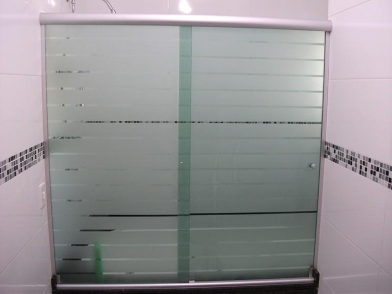Box de Banheiro em Vidro em Perdizes - Box Frontal para Banheiro