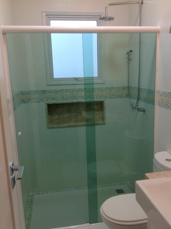 Box de Banheiro Preço em Santa Isabel - Box Frontal para Banheiro