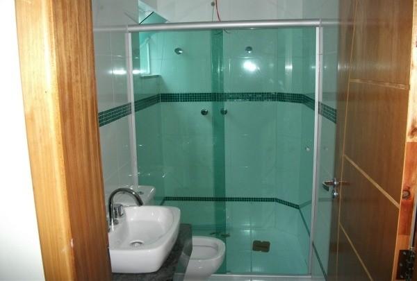 Box de Banheiro Vidro Temperado no Jardim Bonfiglioli - Box de Canto para Banheiro