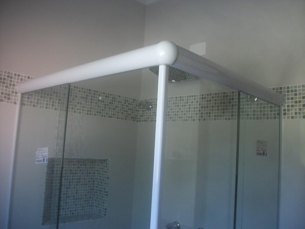 Box para Banheiro Sanfonado em São Domingos - Box de Vidro para Banheiro