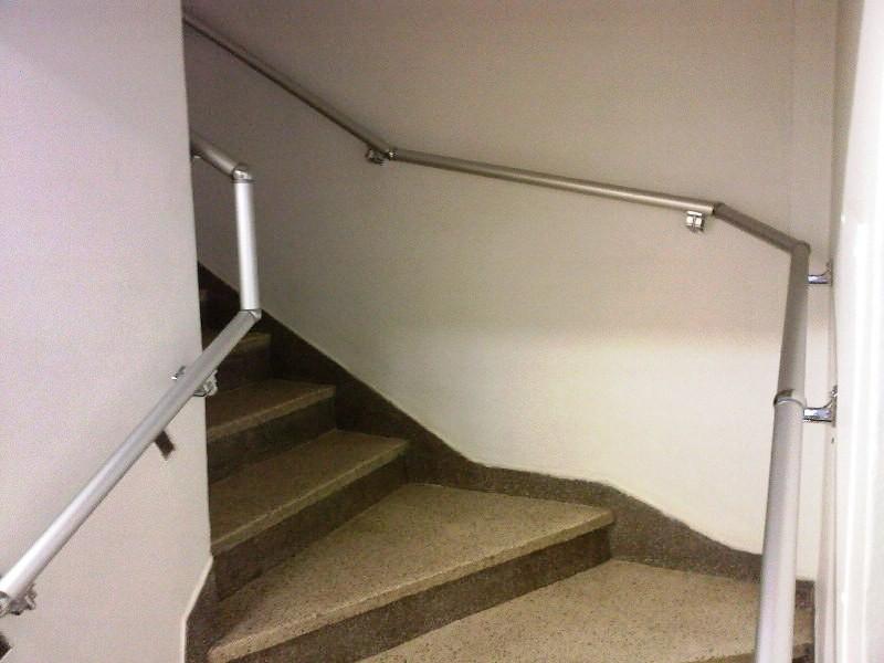 Corrimão de Escadaria em Osasco - Corrimão Articulado