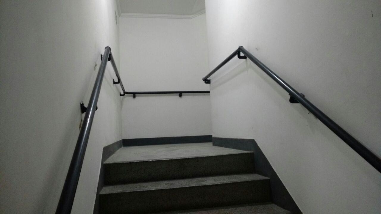Corrimão para Escadarias em São Vicente - Corrimão Articulado