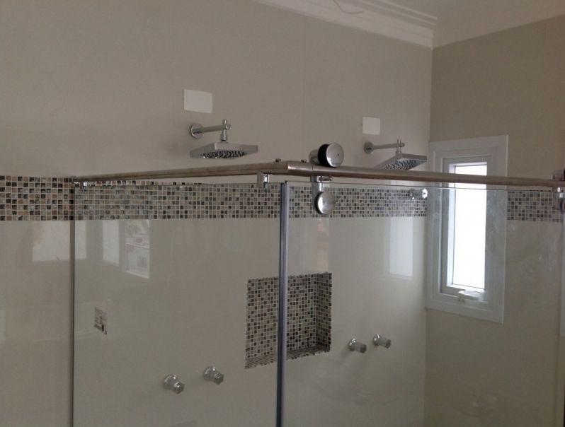 Empresa de Instalação de Box para Banheiro em Santa Isabel - Box de Vidro Temperado
