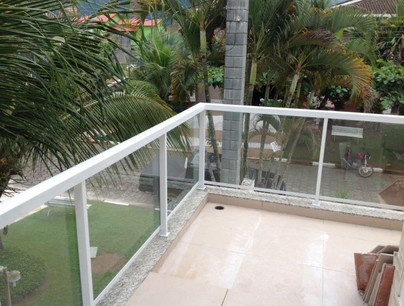 Fábrica de Guarda Corpo em Vidro na Vila Andrade - Guarda Corpo em Vidro e Inox