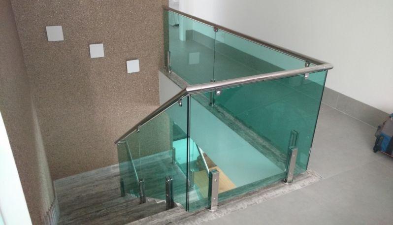 Fabricação de Corrimãos para Escadas no Ibirapuera - Fabricação de Corrimão no Litoral