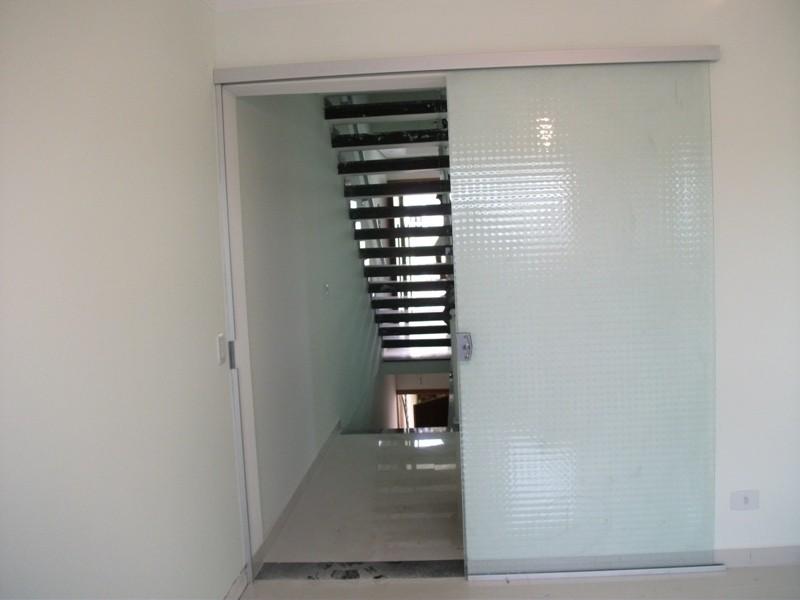 Porta de Correr em Vidro em Jandira - Portas e Janelas em São Bernardo do Campo