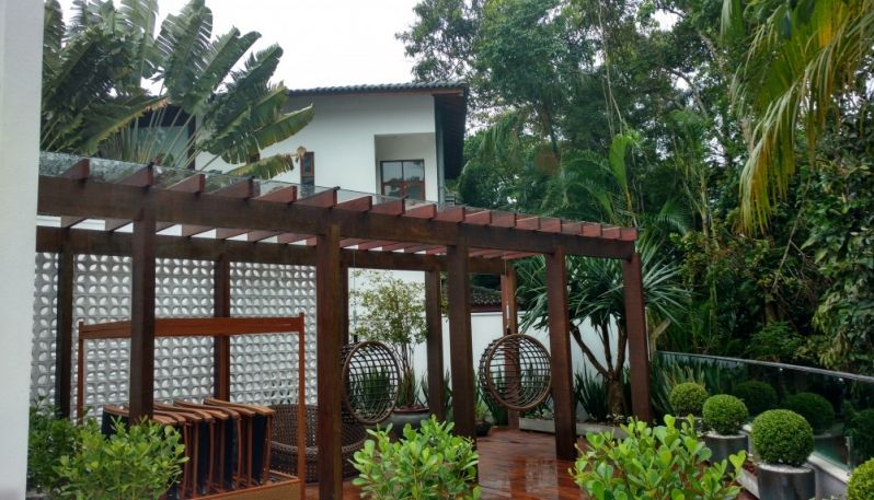 Prestação de Serviços de Coberturas de Pergolado no Sacomã - Coberturas de Pergolados em Vidro em São Bernardo do Campo
