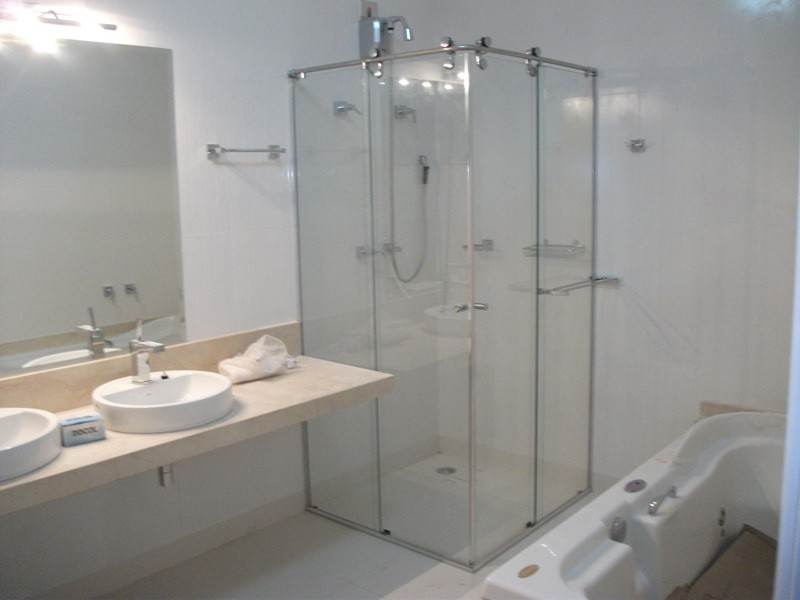 Quanto Custa Box para Banheiro de Vidro na Liberdade - Box de Alumínio