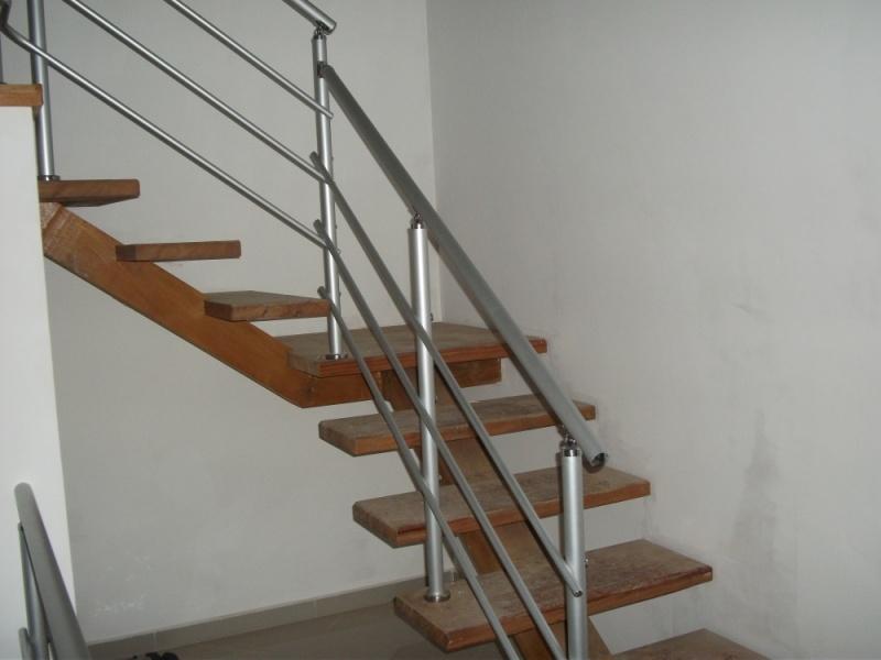 Quanto Custa Corrimão de Alumínio Anodizado no Jardim Bonfiglioli - Corrimão de Alumínio para Escada
