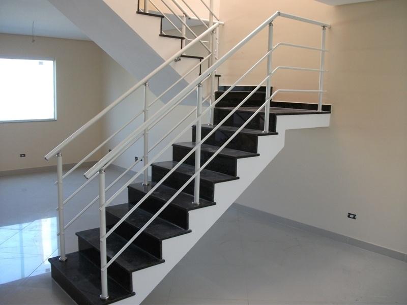 Quanto Custa Corrimão de Alumínio em Alphaville - Corrimão de Alumínio para Escada