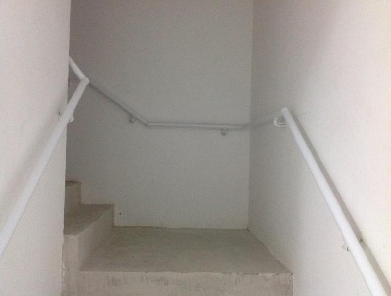 Quanto Custa Corrimão de Parede em Alumínio em São Vicente - Corrimão de Alumínio para Escada