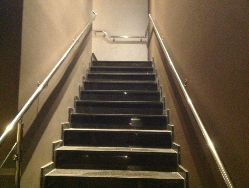 Quanto Custa Corrimão para Escadarias em Carapicuíba - Corrimão Articulado