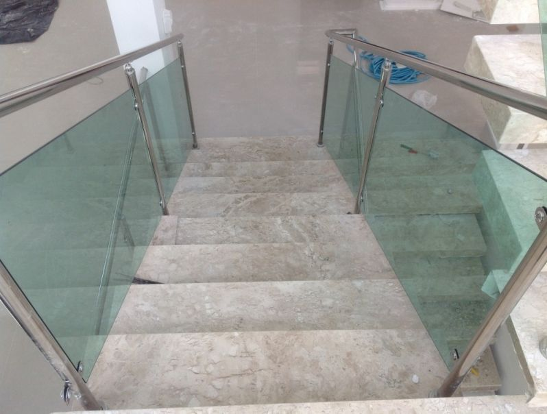 Quanto Custa Corrimão para Escadas no Arujá - Corrimão Articulado