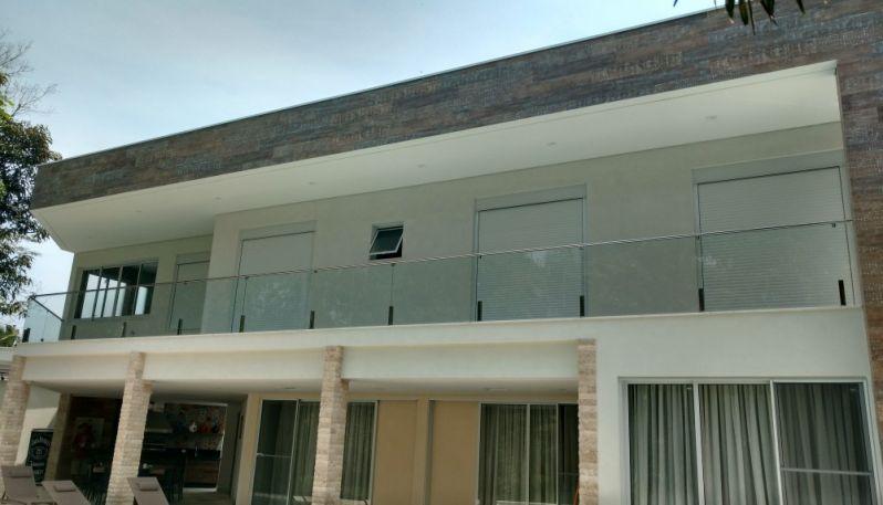 Quanto Custa Corrimão para Residências no Jabaquara - Corrimão em Santo André