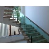 empresa de corrimão de aço inox para escada na Consolação