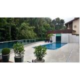 empresa de corrimão de aço inox para piscina em Moema