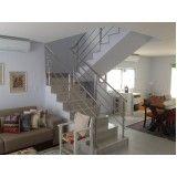empresa de corrimão para escadas em Santo Amaro