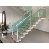 fábrica de corrimãos para escadas em Santa Isabel