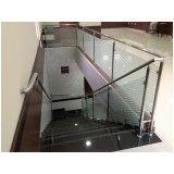 fábrica de guarda corpo de vidro com normas na Vila Buarque