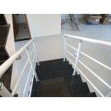 fábrica de guarda corpo de vidro para escada em Ilhabela