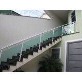fabricação de corrimão para escadas no Alto de Pinheiros