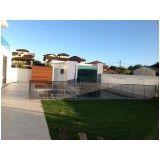 fechamento de piscina com tela preço em São Caetano do Sul