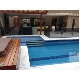 fechamento de piscina em sp em Santo Amaro