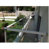 fechar varanda com vidro em Higienópolis