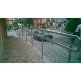 guarda corpo de acessibilidade preço em Pinheiros