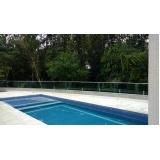 guarda corpo de inox para piscina preço em São Vicente