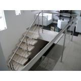 guarda corpo de inox preço no Ibirapuera