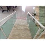 onde comprar corrimão de alumínio para escada em Barueri