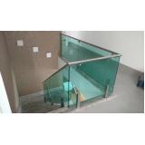 orçamento de corrimão de aço inox para escada no Campo Belo