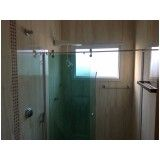 quanto custa box frontal para banheiro no Campo Belo