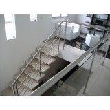 quanto custa corrimões para escada no Morumbi