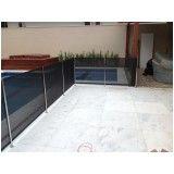 quanto custa fechamento em tela para piscinas em Cubatão