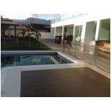 quanto custa fechamentos de piscinas em Santa Cecília