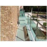 quanto custa varanda de vidros em Santa Cecília